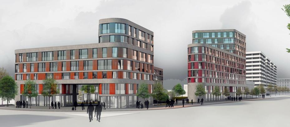 Ostplatz Leipzig leipzig erweiterung ostplatz baustart 2017 skyscrapercity