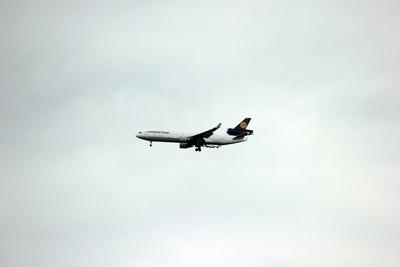 Lufthansa Cargo MD-11 D-ALCK