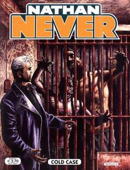 NATHAN NEVER Albo N.221 - Cold case (2009)