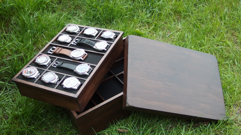 der eigenbau uhrenbox thread seite 28. Black Bedroom Furniture Sets. Home Design Ideas