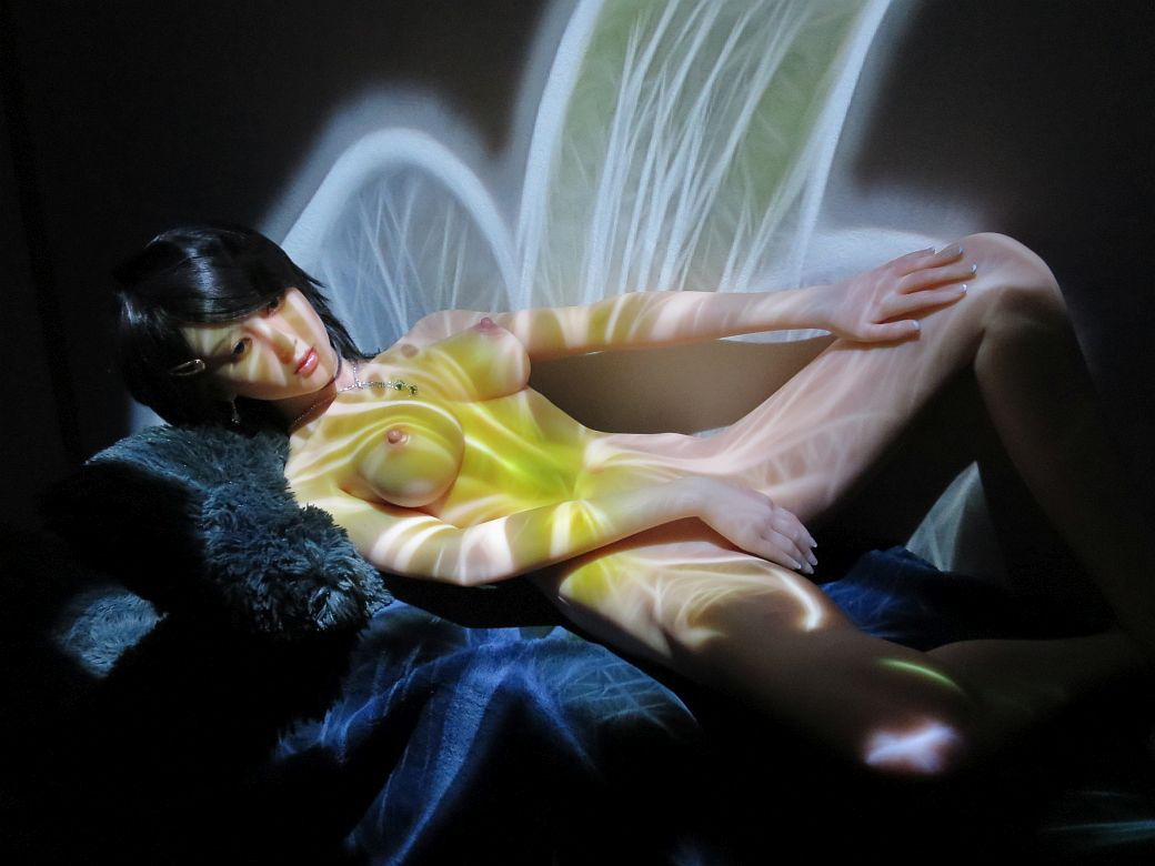 Abstrakte Lichtspiele Image0128ijsx