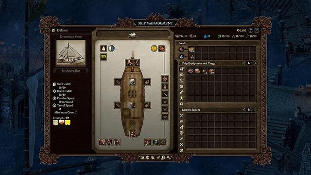 Pillars of Eternity II: Deadfire  OT  No Rest For The Wizard
