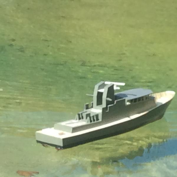 Patrouillenboot Wohlensee Imagelmuye