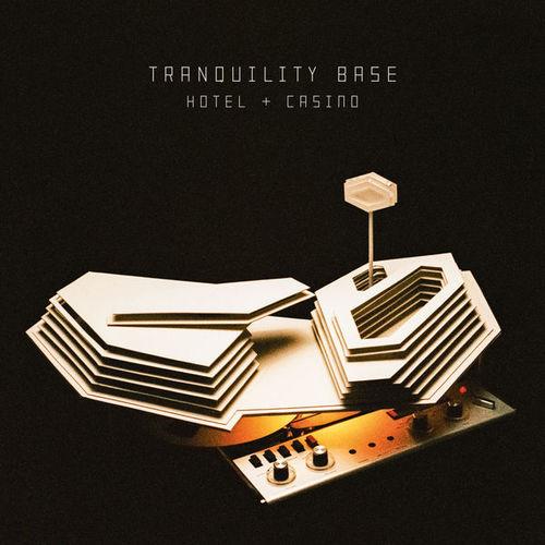 Arctic Monkeys - Tranquility Base Hotel & Casino (2018)