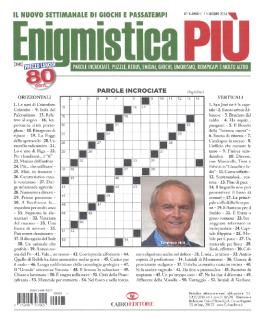 Enigmistica PIU 008 del 15 Giugno 2016