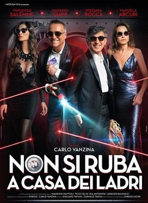 Non si Ruba a Casa Dei Ladri (2016) HDTV 1080P ITA AC3 x264 mkv