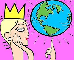 Dünyayı Kadınlar Yönetseydi...