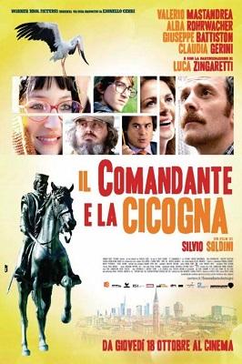 Il Comandante E La Cicogna (2012) HDTV 720P ITA AC3 x264 mkv