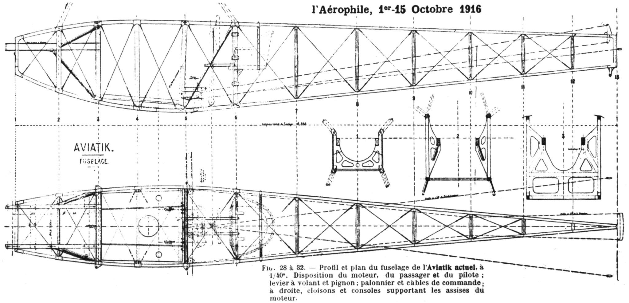 Aviatik B.II copper state models 1/48 Image