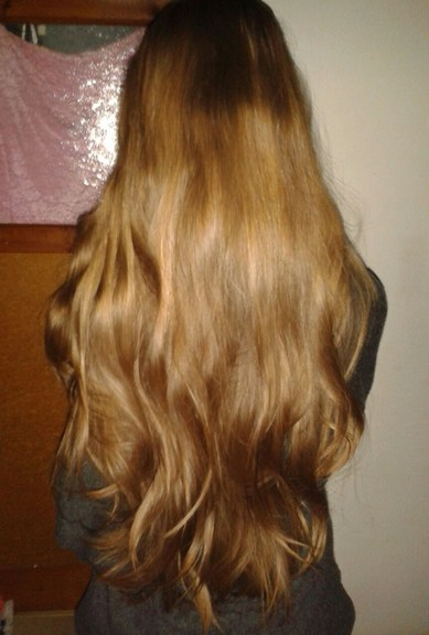 Haarfarbe Bourbon