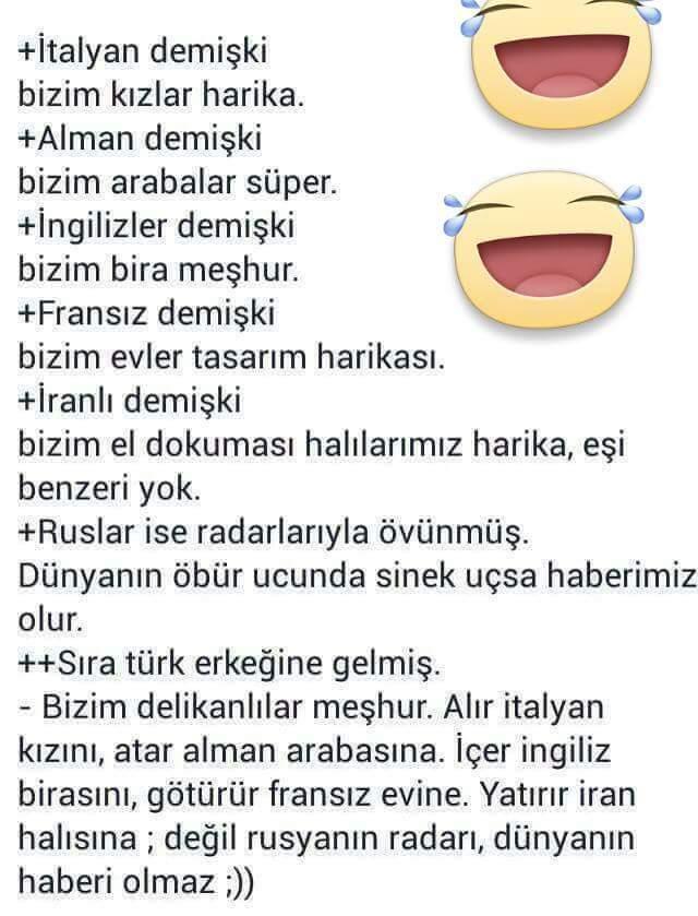 Türk Erkeği Sinsidir
