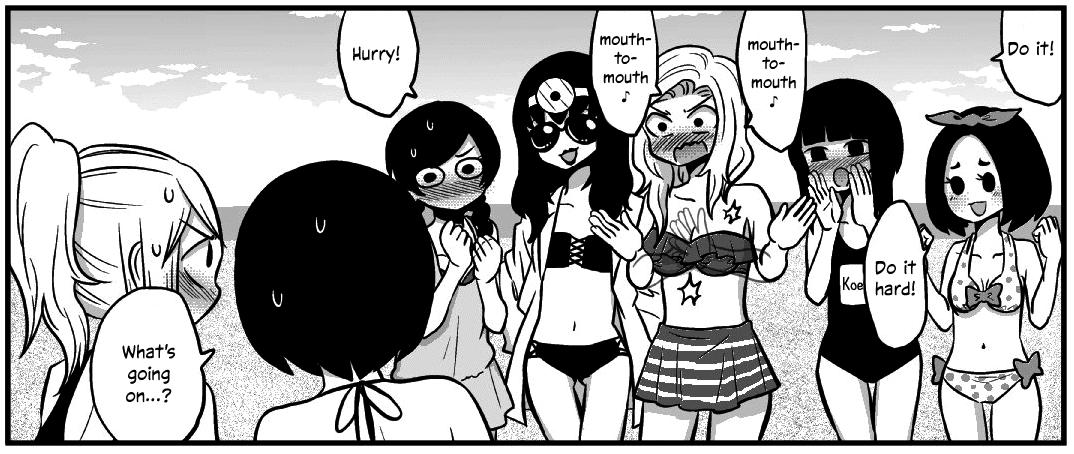 Manga Ot No Matter How I Look At It It S Discord S Fault We Re