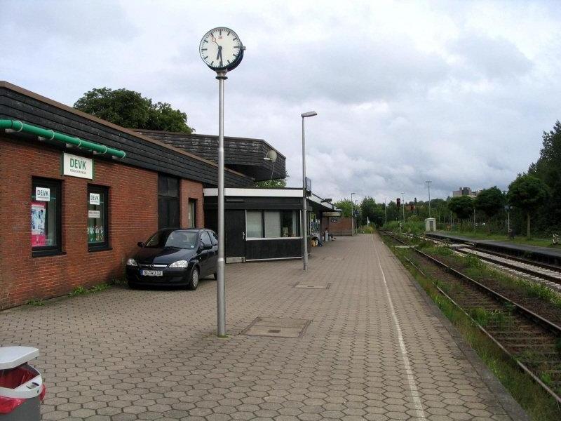 Eckernförde Bahnhof