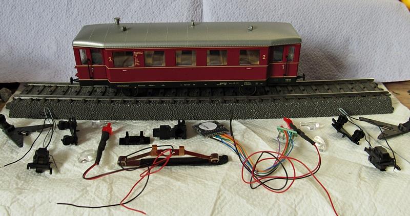 Umbau des Beiwagens VB 140 zum Triebwagen VT 75 Img1787.8bik2m