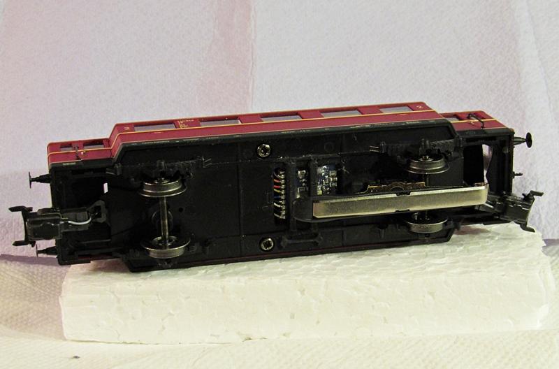 Umbau des Beiwagens VB 140 zum Triebwagen VT 75 Img1795.8fdkiu