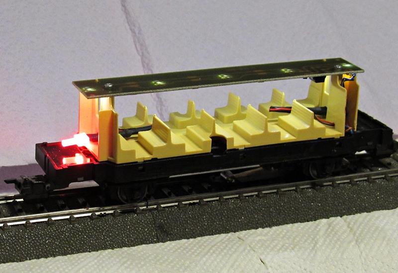 Umbau des Beiwagens VB 140 zum Triebwagen VT 75 Img1805.83yjza