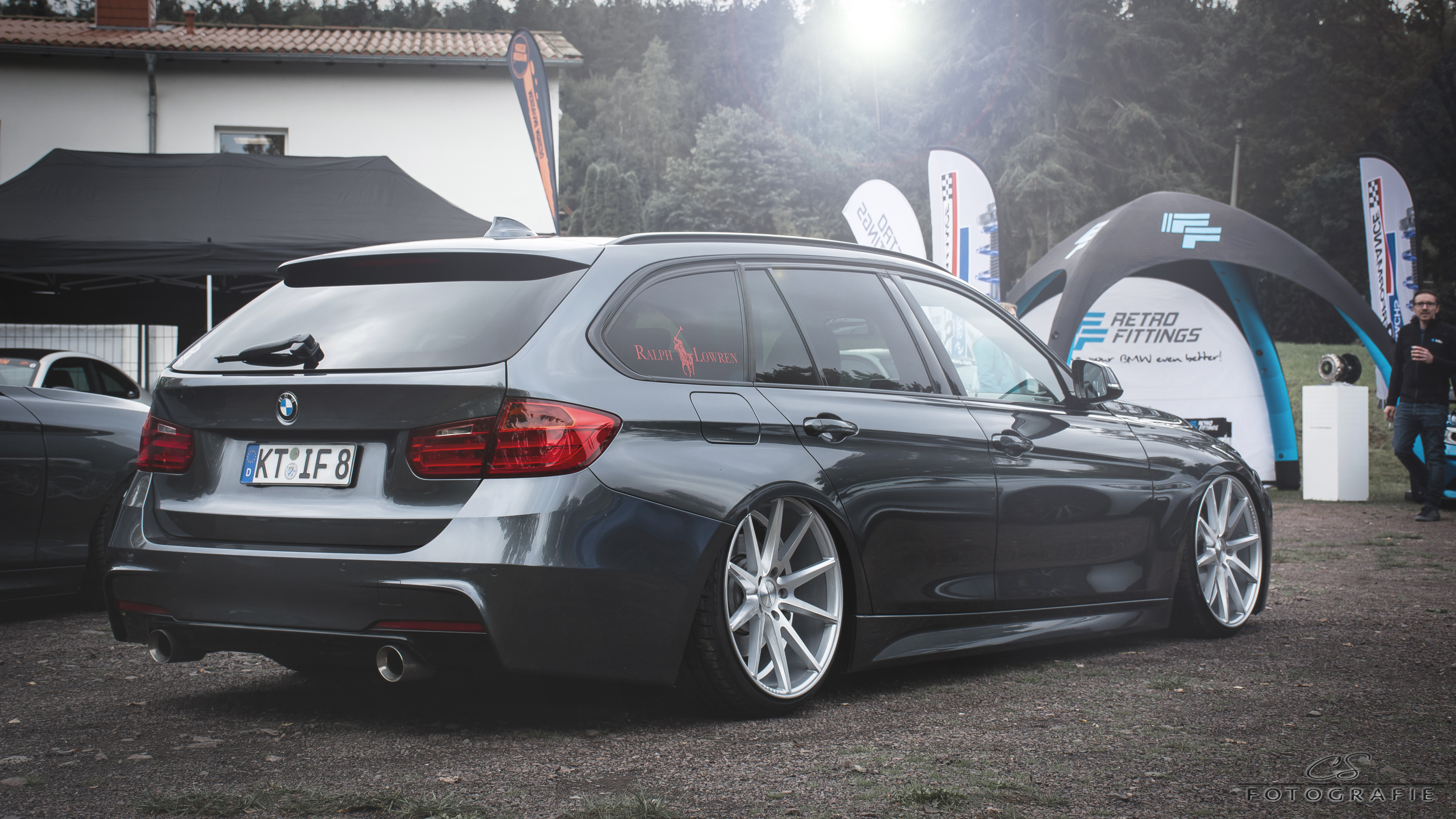 Hello From Germany Static F31 330d