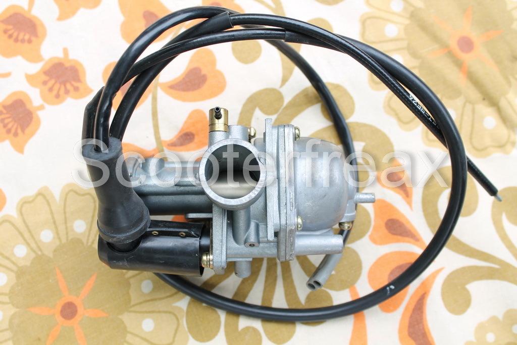 linkert carburateur buse principale installer