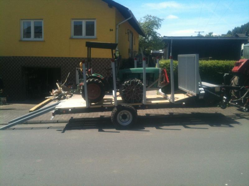 mengele ladewagen lw 30