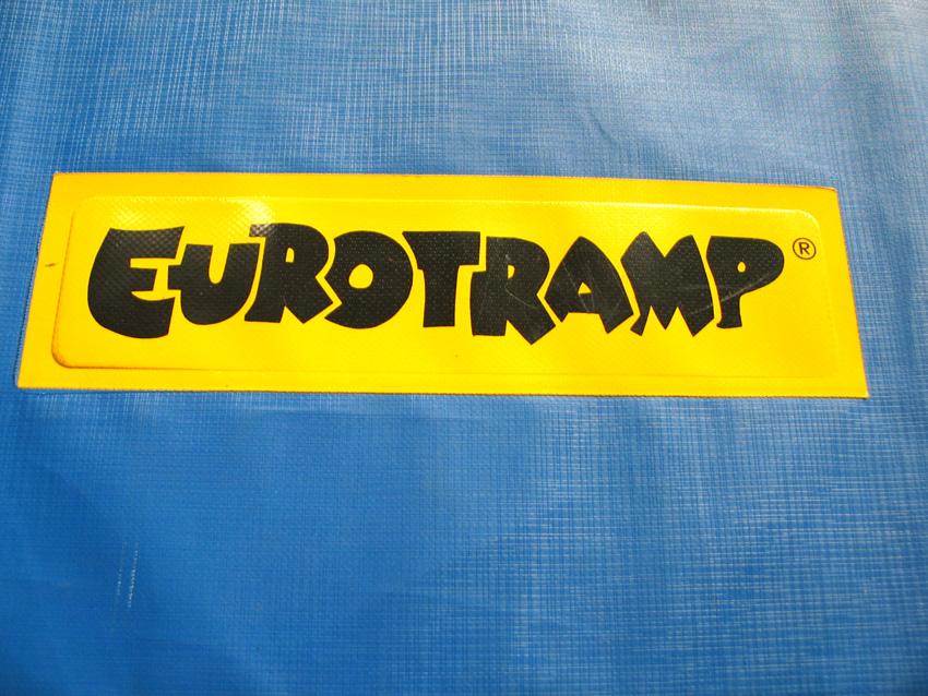 Eurotramp Open End Minitramp Trampolin Trampoline