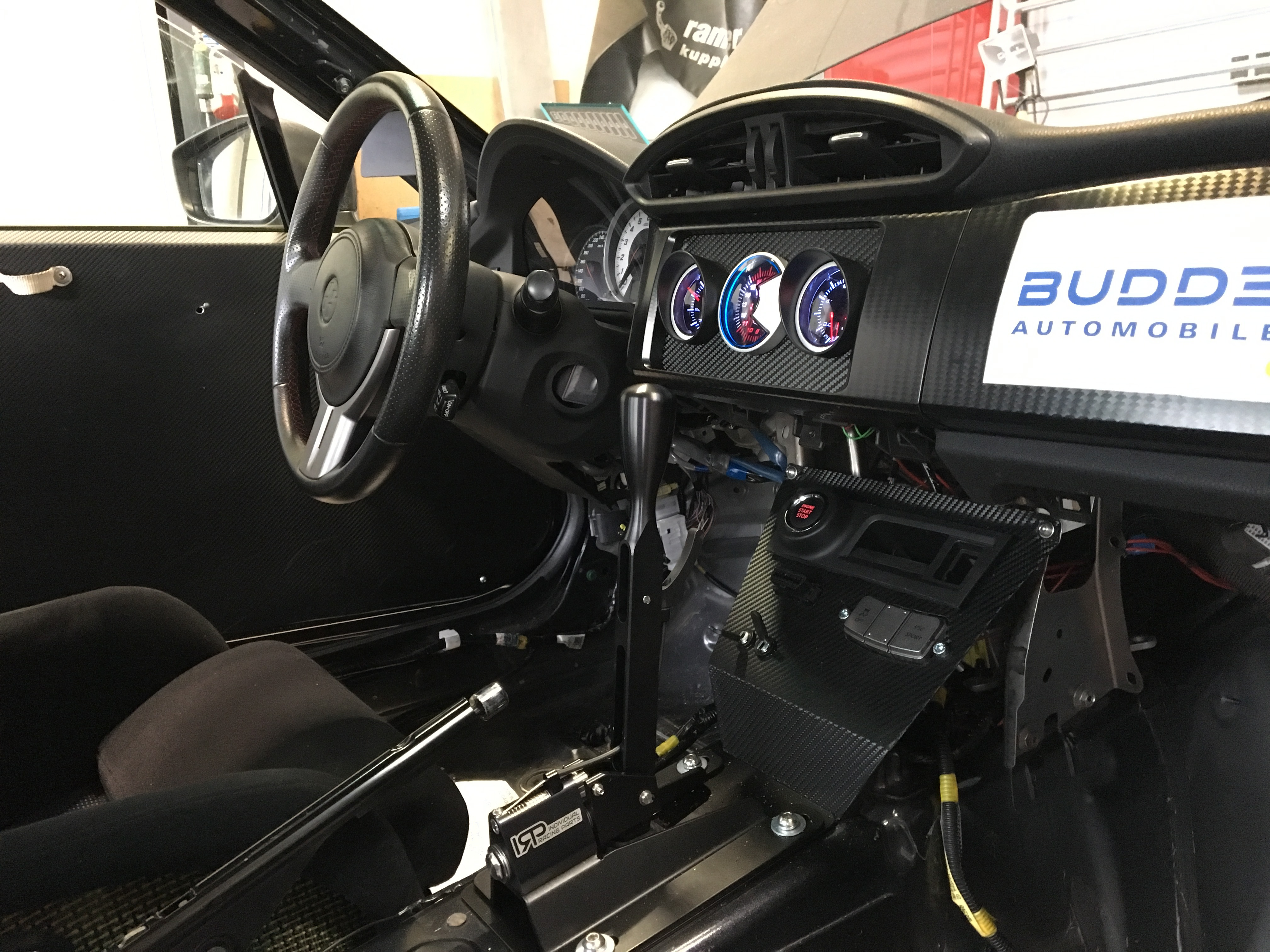 Innenausbau - Interieur - gt86drivers.de - Das Toyota GT86 und ...