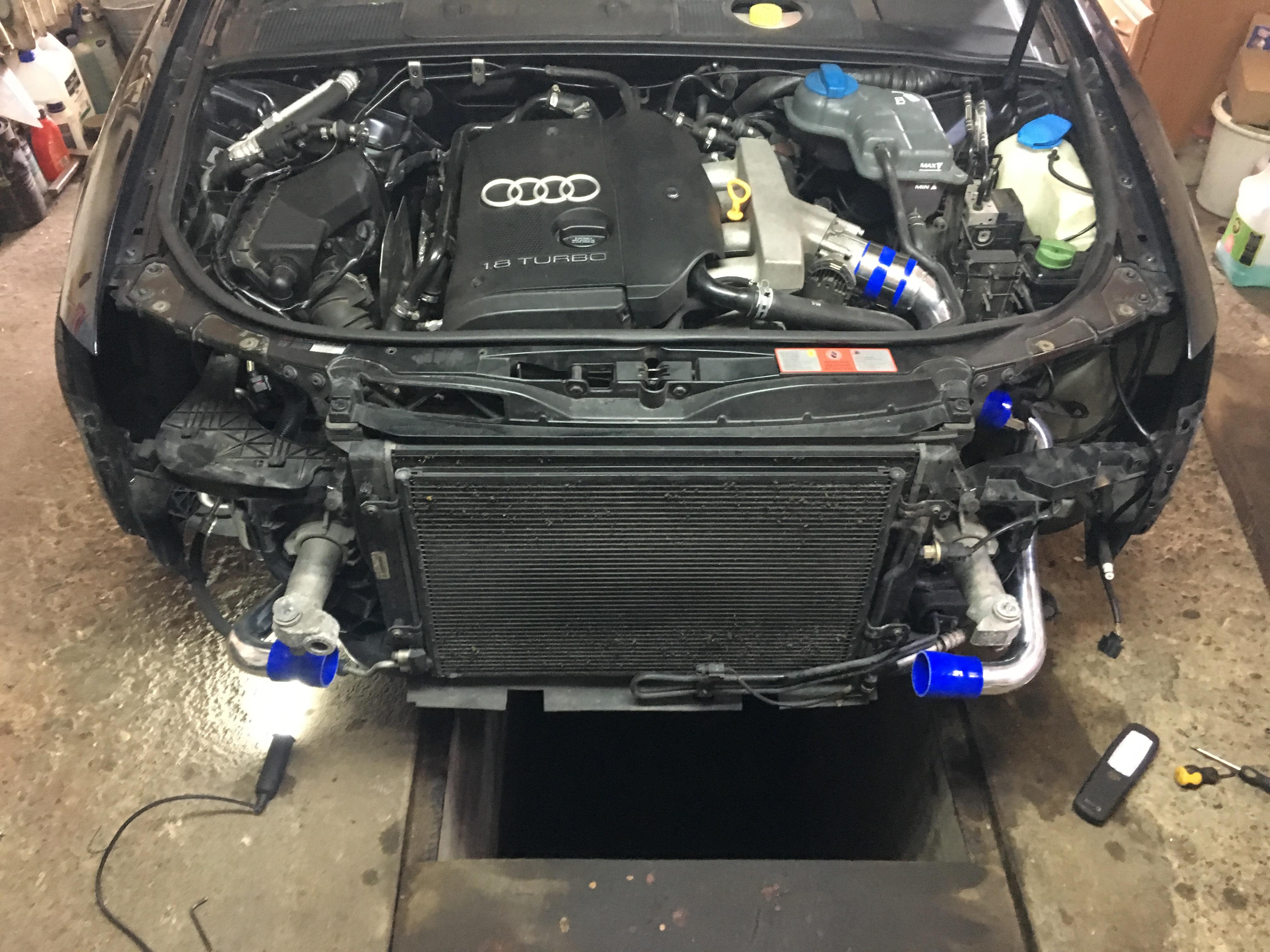 FMIC 180mm Audi A4 B6 B7 Audi A4 Klub Polska