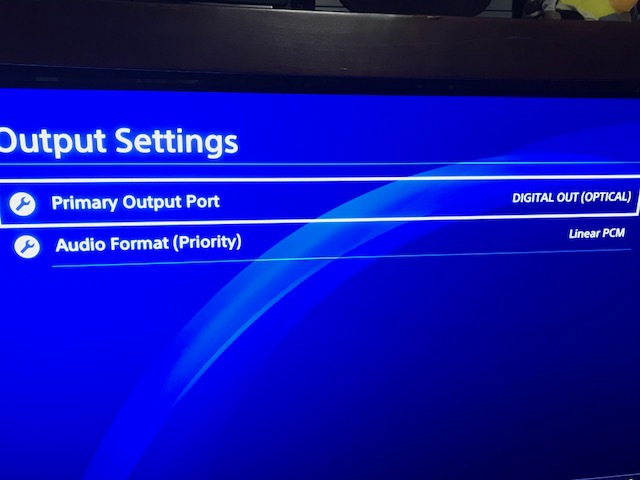 Help Me Setup Surround Sound on PS4 (Home Theater Help) | ResetEra