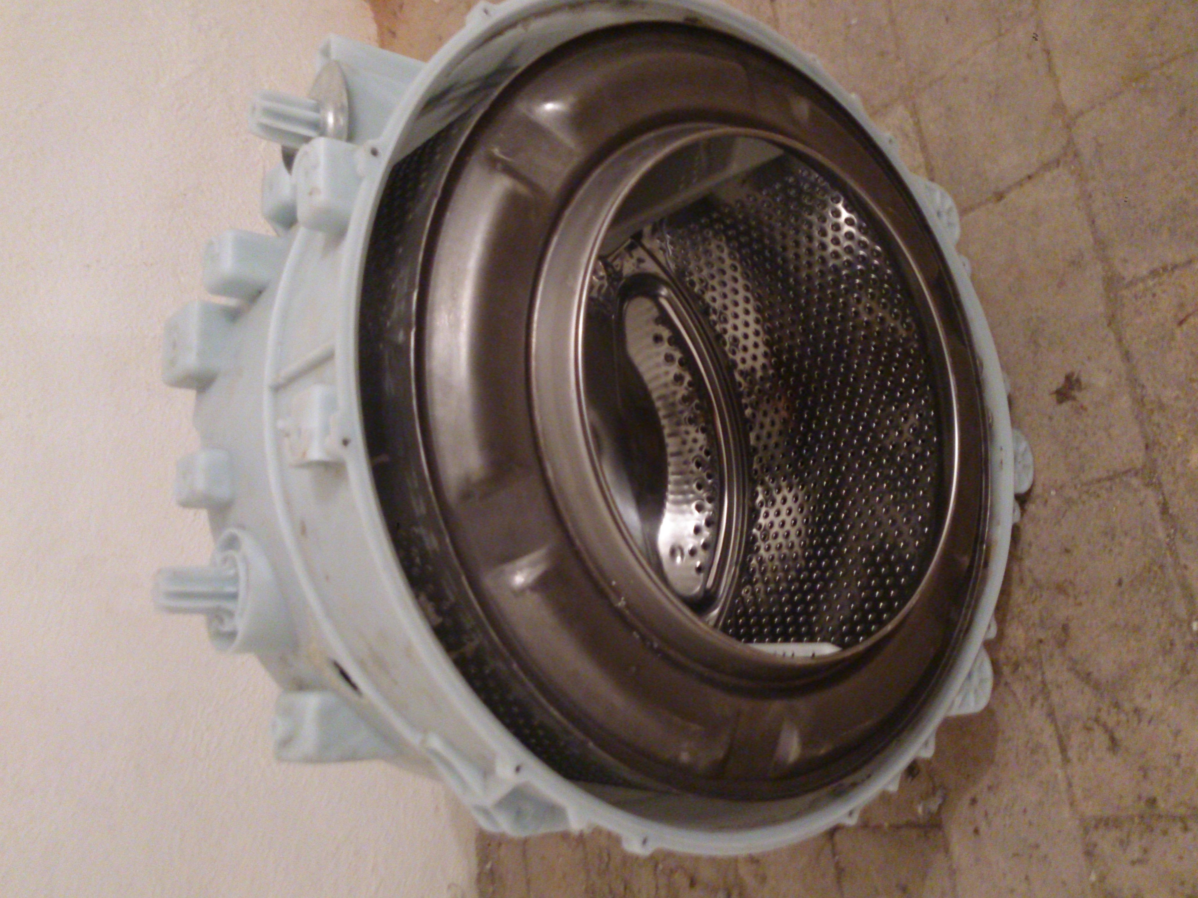Gut gemocht Waschmaschine Trommel ausbauen | wer-weiss-was.de LE96