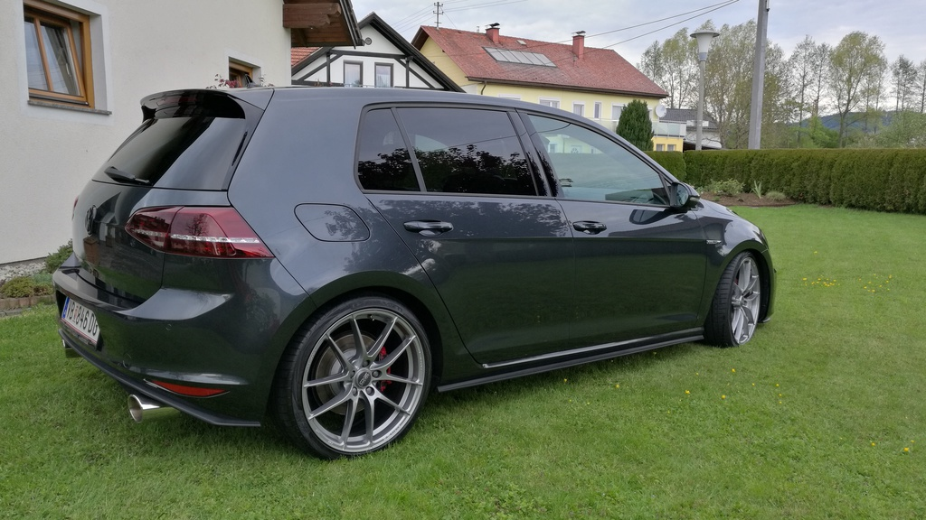Upload Pictures Of Ur Golf Mk7 With After Market Alloys