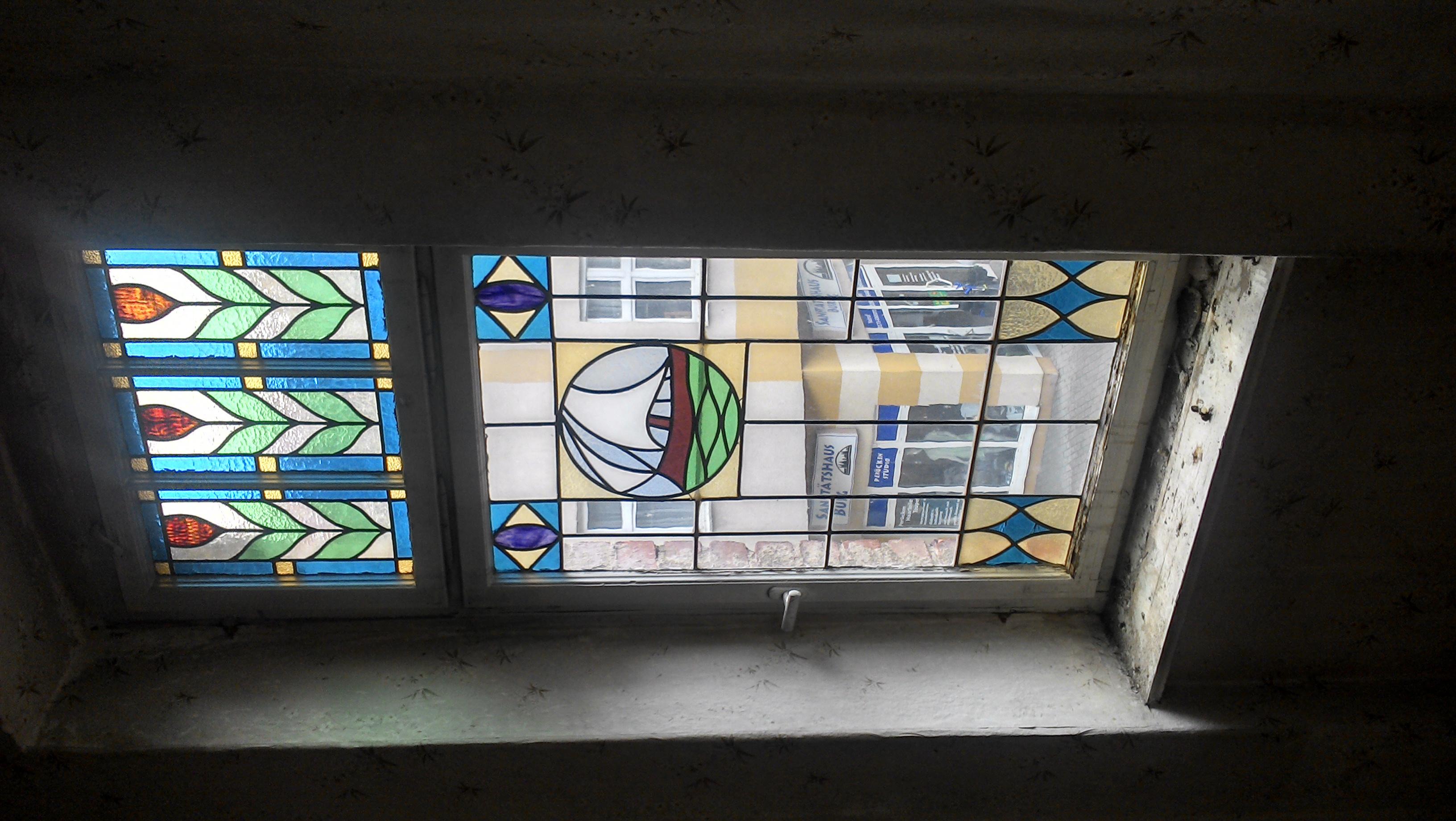 scheiben für betonfenster