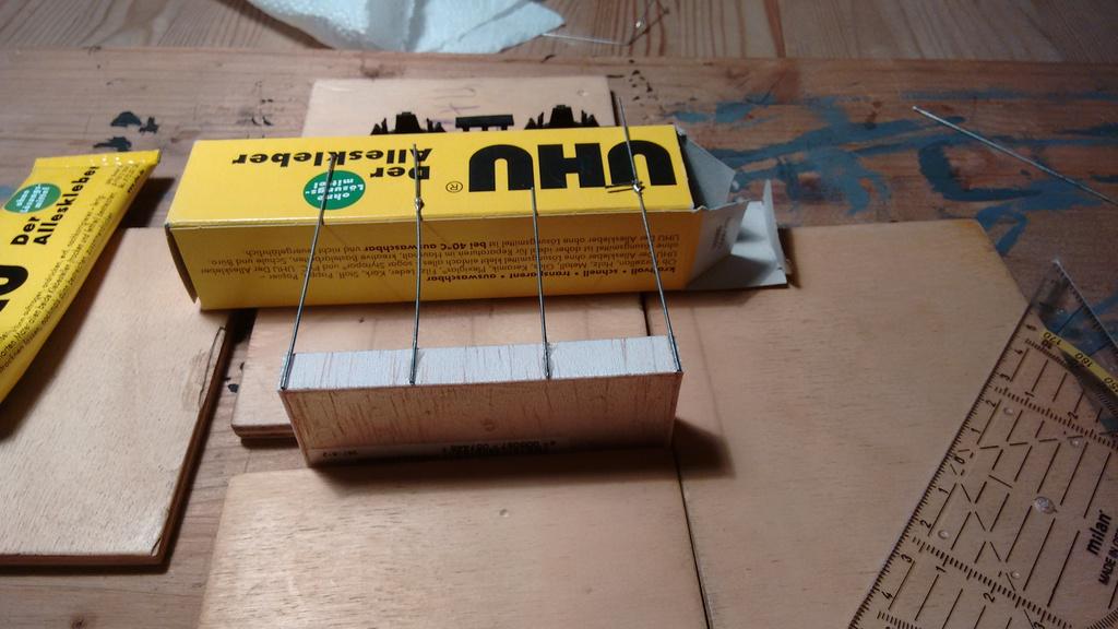 Basteln ohne Mühe - Seite 2 - Stummis Modellbahnforum