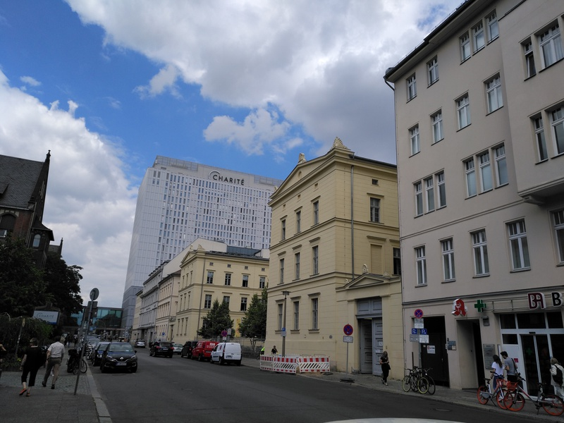 Luisenstraße 56 Berlin