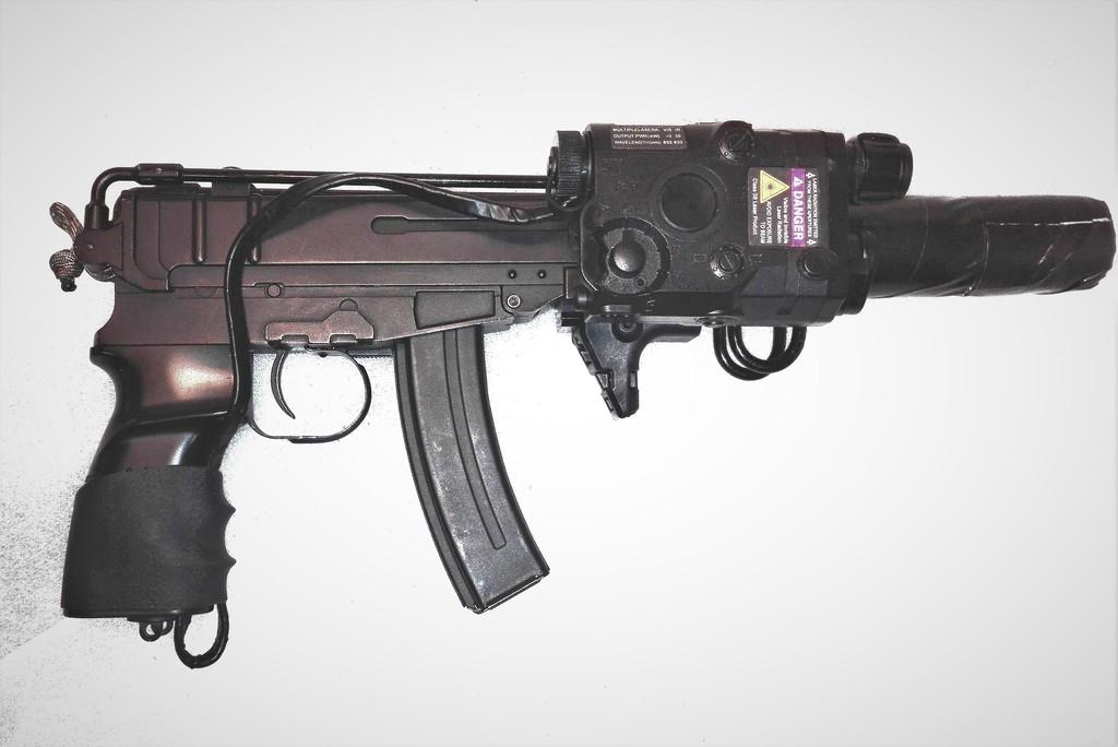 VZ61 mit Akkubox