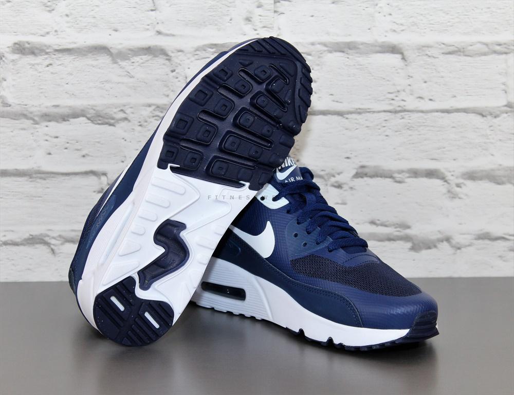 Detalles de Nike Air Max 90 Ultra 2.0.GS 869950400 Zapatillas Deportivas Zapatos Mujer