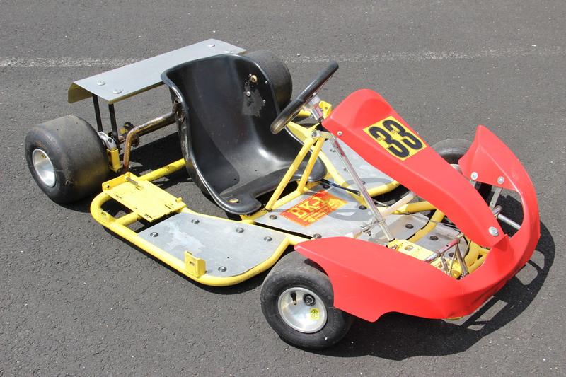 go kart chassis rahmen f r doppel motor gokart kartsport. Black Bedroom Furniture Sets. Home Design Ideas