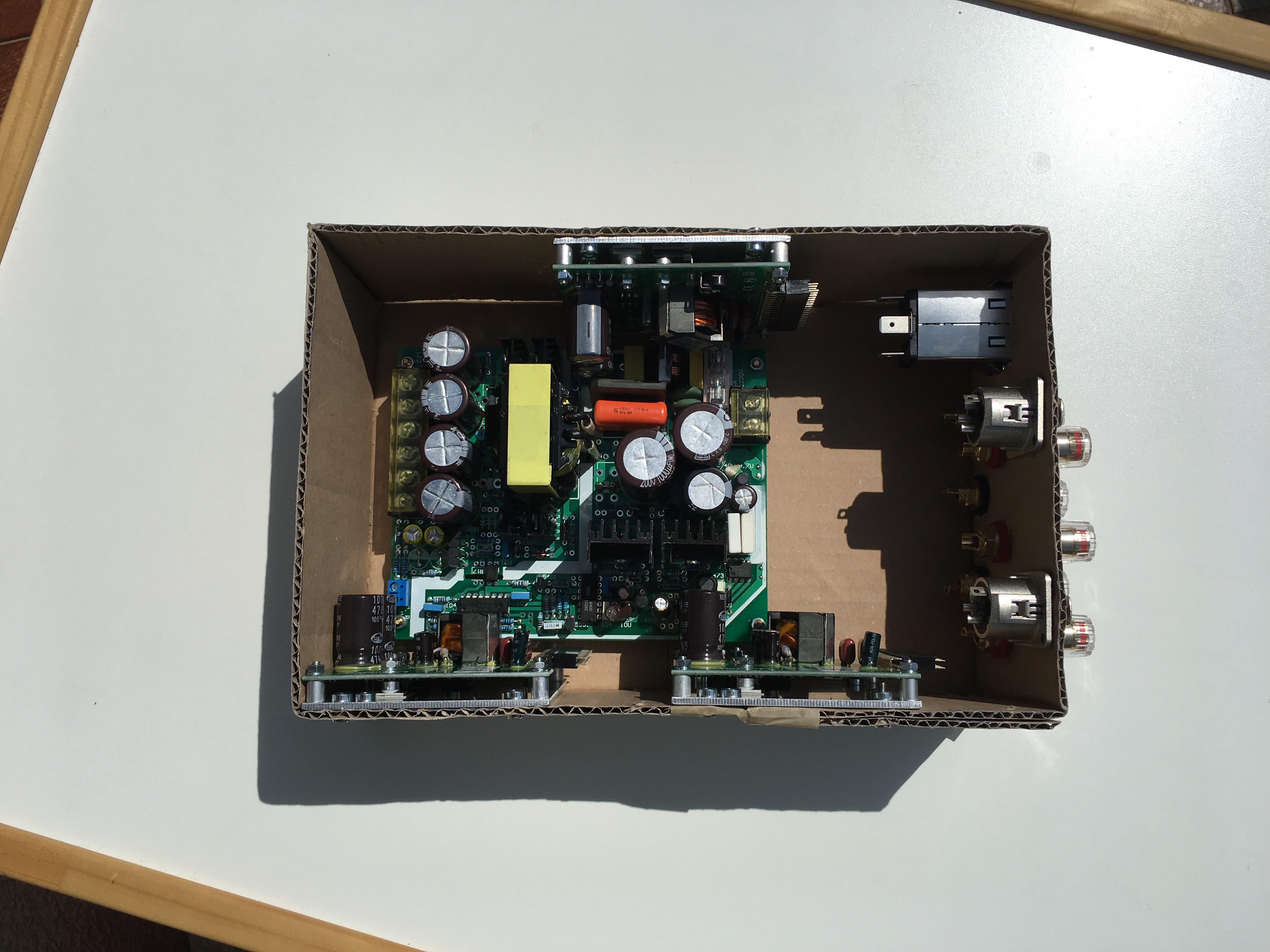 Fein Wie Man Smps Für Einen Computer Repariert Bilder - Der ...