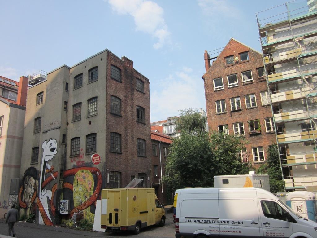 Wohnen Im Brahmsquartier: Deutsches Architektur-Forum