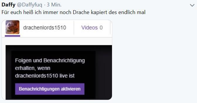 #twittergrind - Tägliches Update zum Drachenlord am 24.11