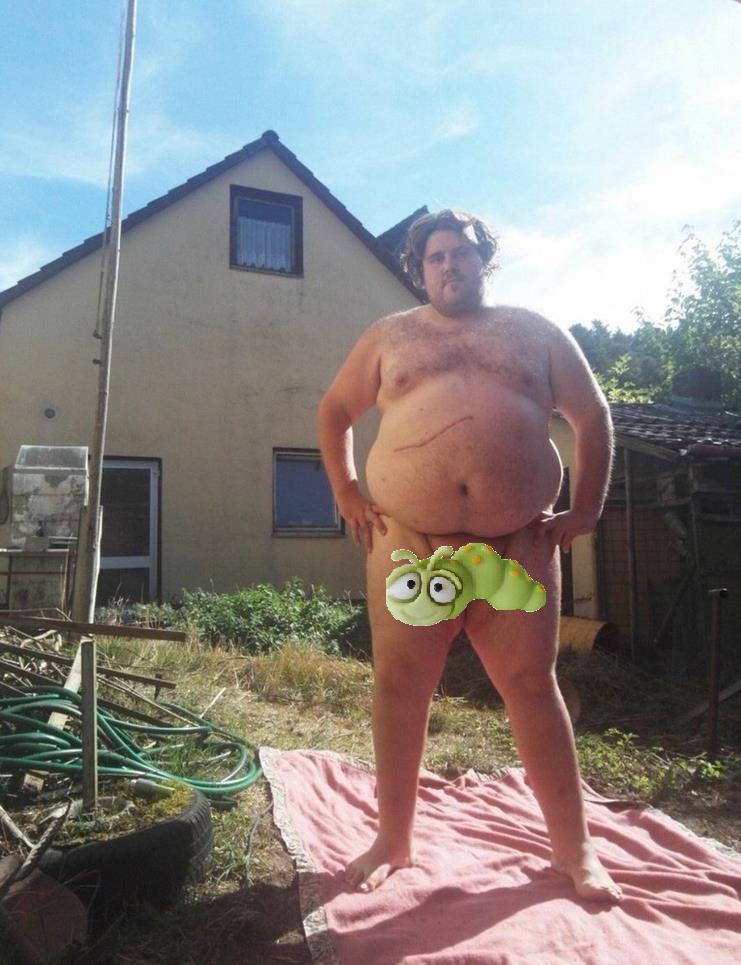 Drachenlord Nackt