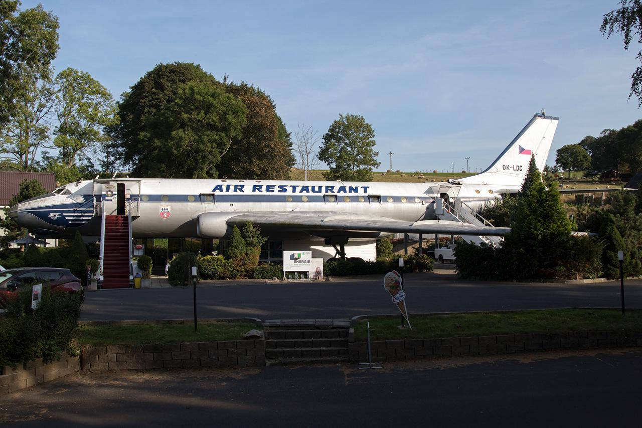 TU-104 in Petrovice, Tschechien  Img_486122i0jci