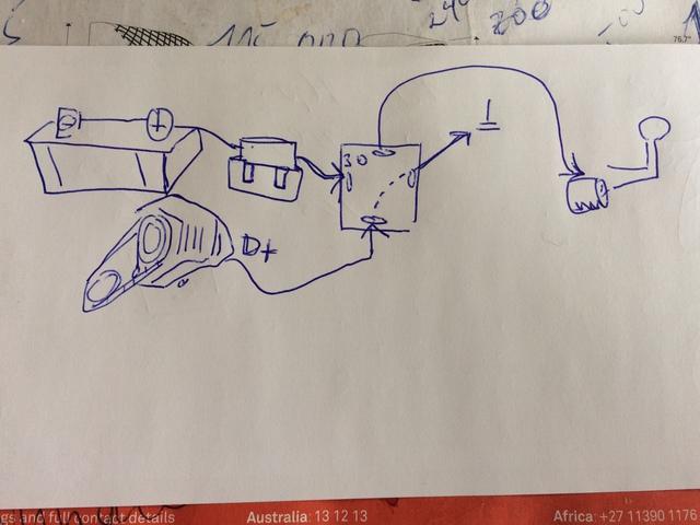 Fusselforum • Thema anzeigen - Neue Frage AHK Verkabelung > Ladeleitung