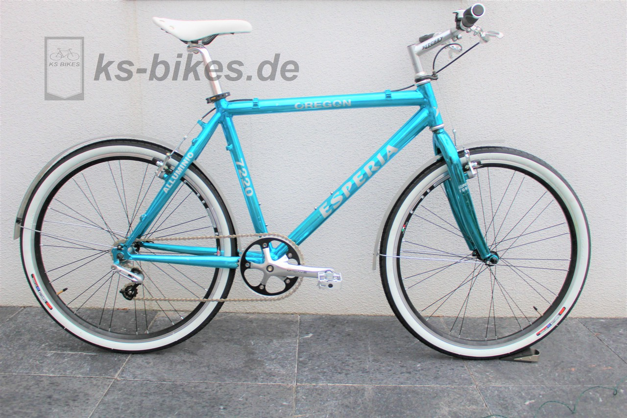 esperia singlespeed bike mtb mountainbike rh 50cm rechnung versand ebay. Black Bedroom Furniture Sets. Home Design Ideas