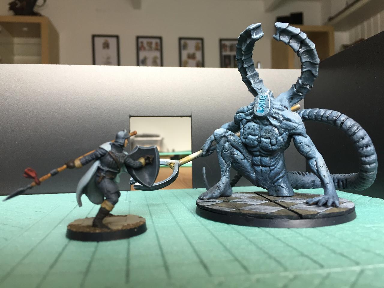 My Paintjobs & Conversions: Herald & Titanite Demon | Dark ...