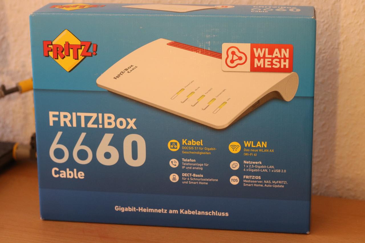User Review]   FritzBox 20 Cable Hardwareluxx Lesertest ...