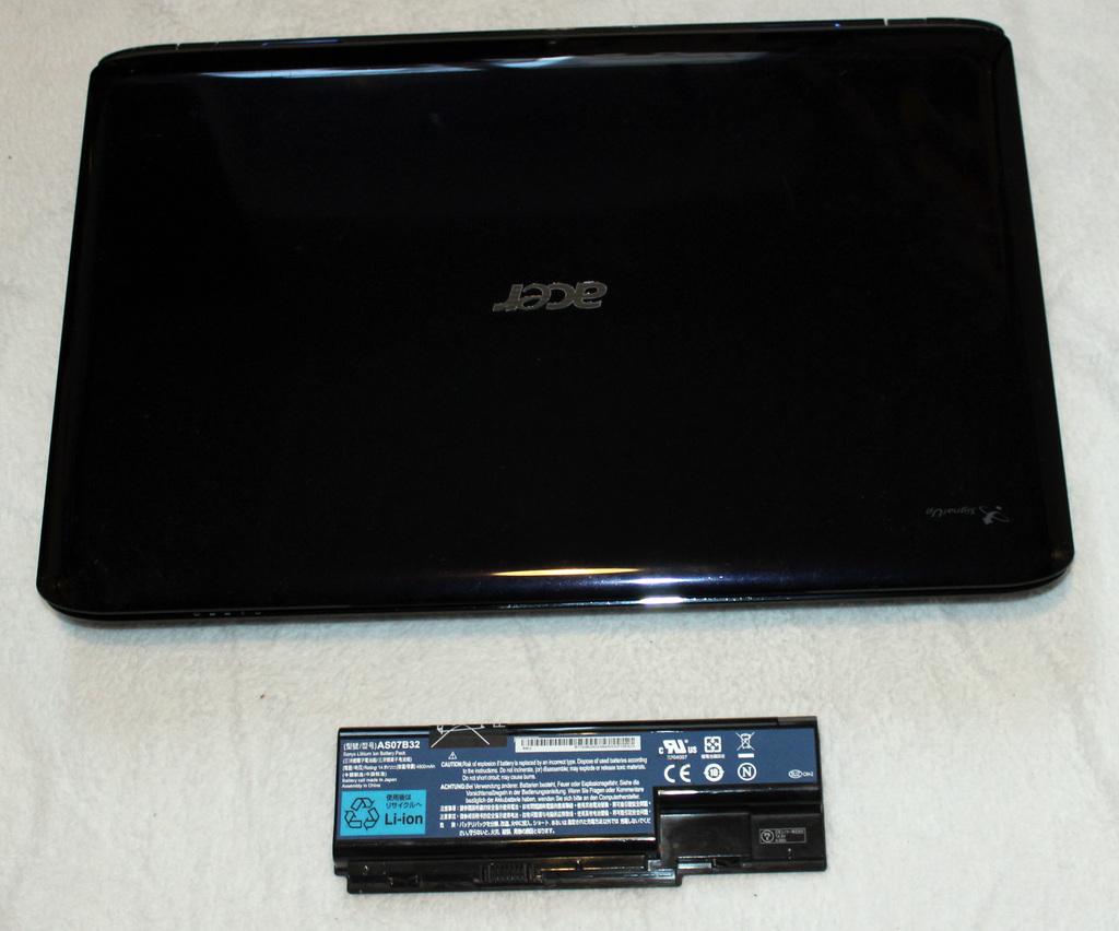 acer aspire 8935g 18 zoll notebook laptop gamer. Black Bedroom Furniture Sets. Home Design Ideas