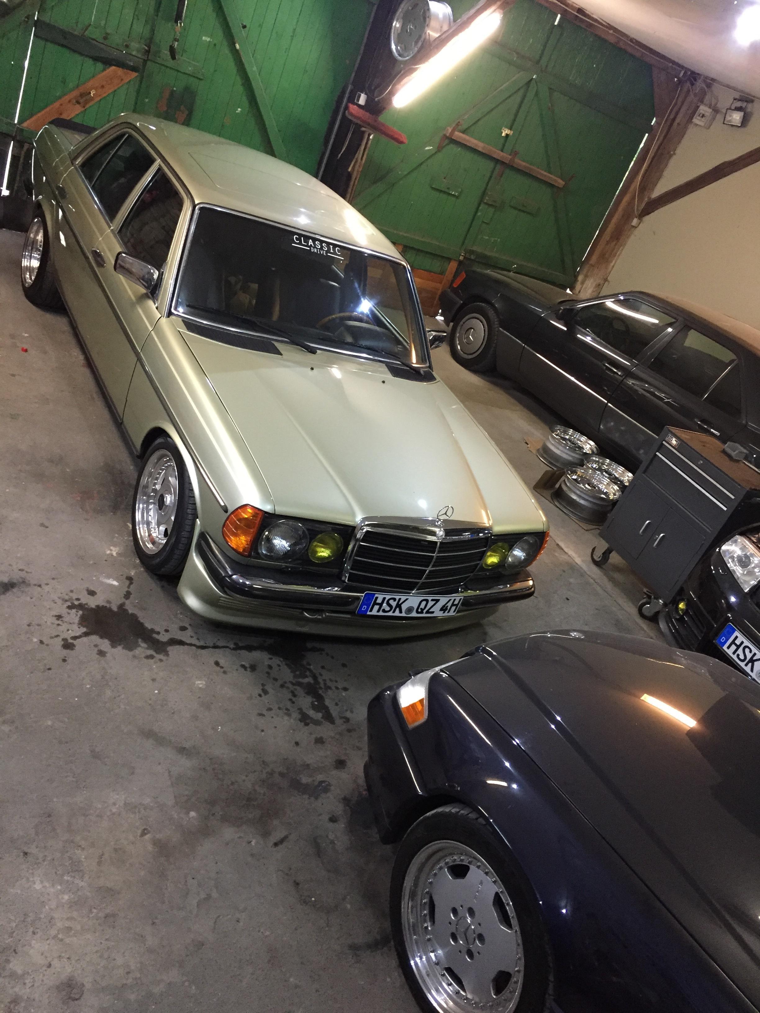 Neu Im Forum Meine Vorstellung Und Die Meines Fuhrparks W123 W124