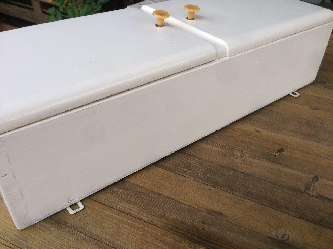shabby chic handtuchhalter schr nkchen wandschrank wei 50er vintage k che ebay. Black Bedroom Furniture Sets. Home Design Ideas