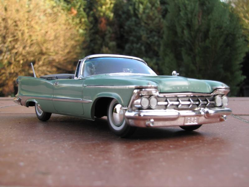 1959 Chrysler Imperial convertible (Model King) - US-Cars - Das ...