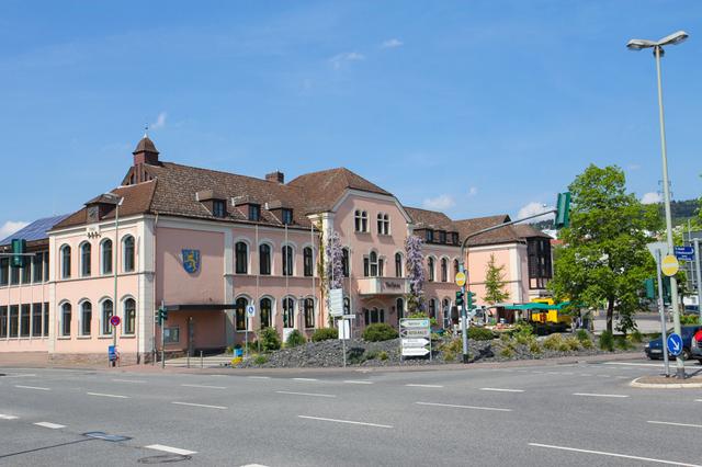 Rathaus Niedernhausen