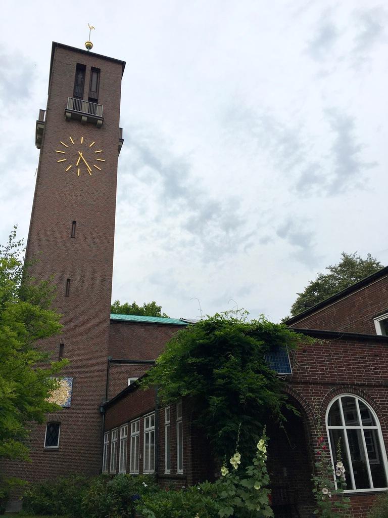 Seemannskirchen Hamburg